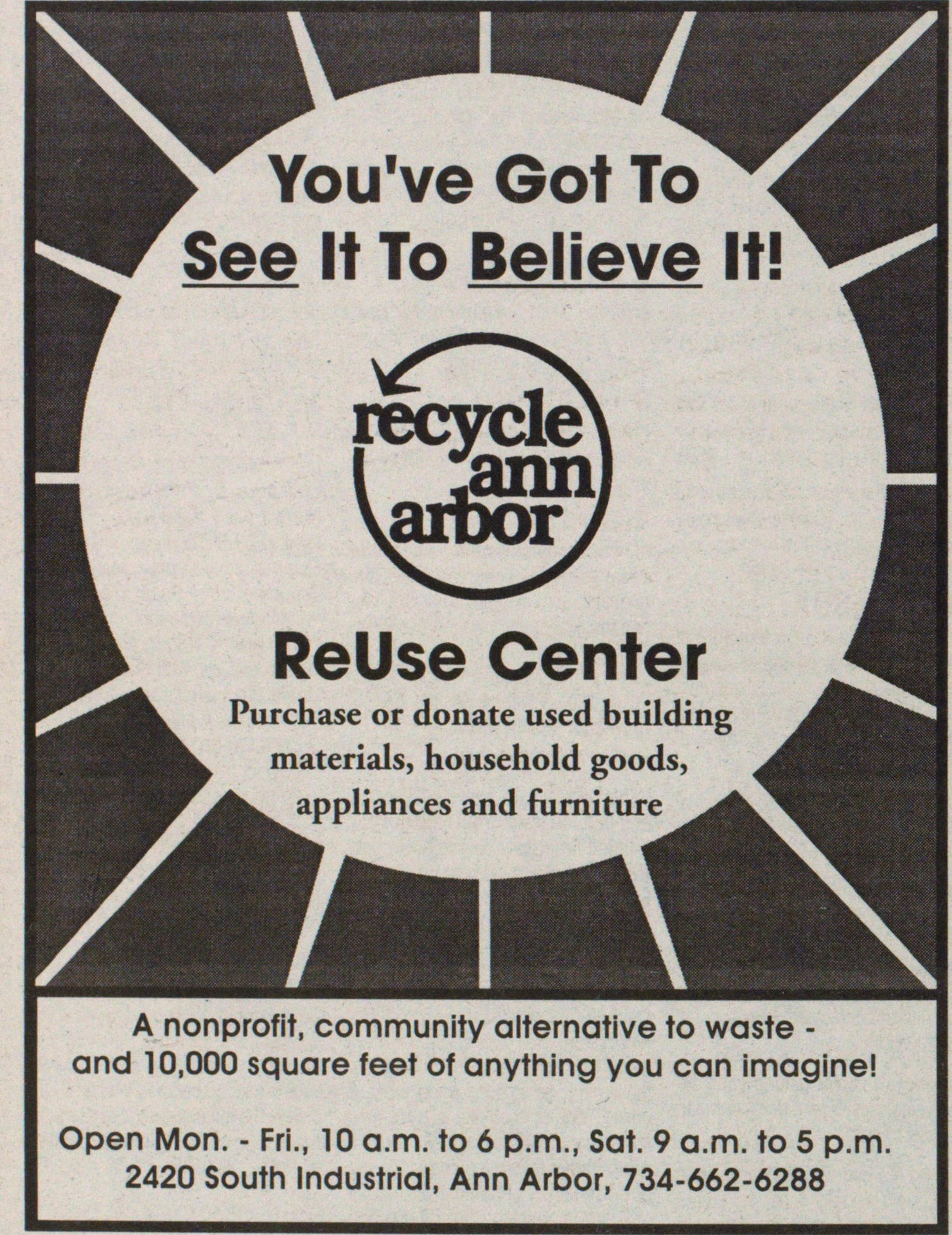 Recycle Ann Arbor image