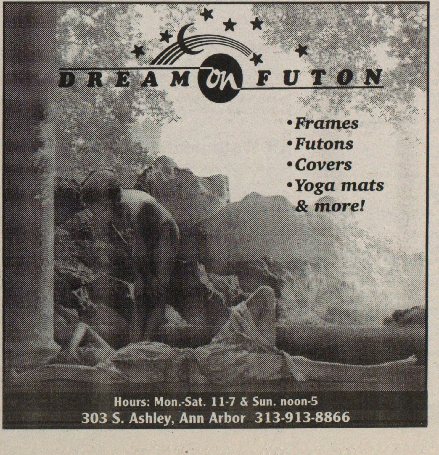 Dream On Futon