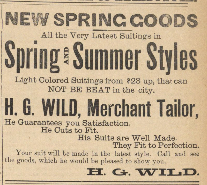 Spring And Summer Styles image