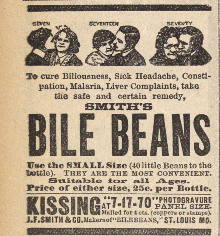 Smith's Bile Beans image