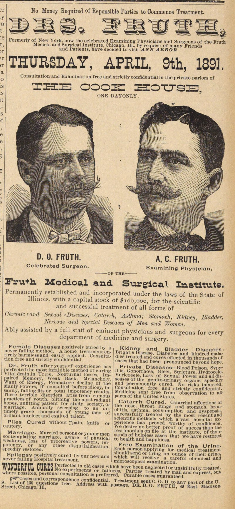 Fruth Medical And Surgical Institute image