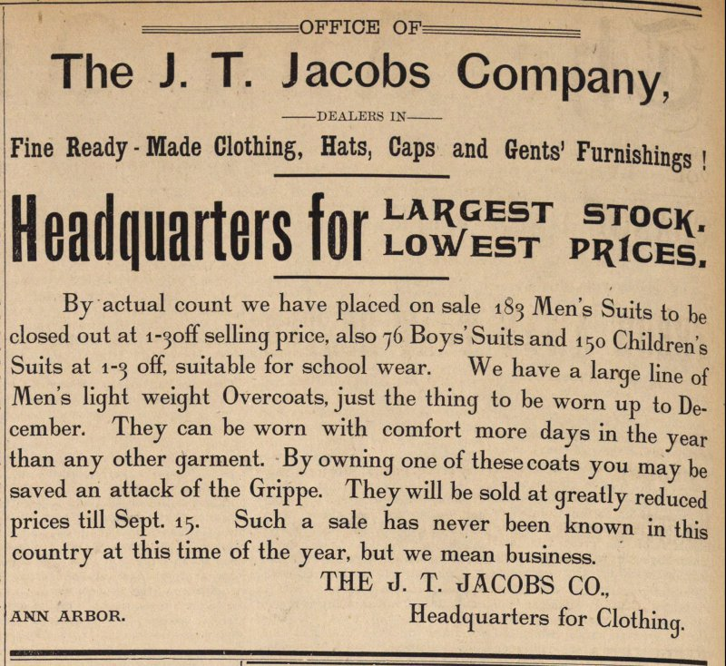 The J. T. Jacobs Company image