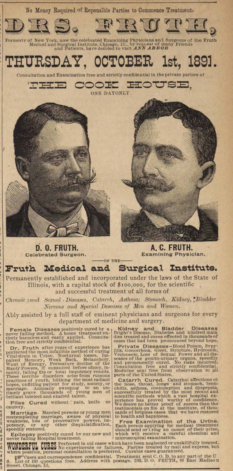 Drs. Fruth image