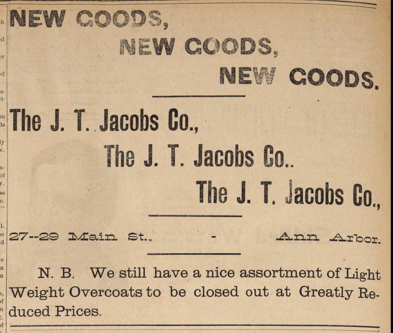The J. T. Jacobs Co. image