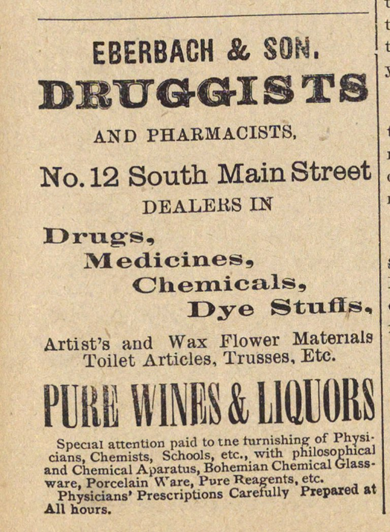Druggists image