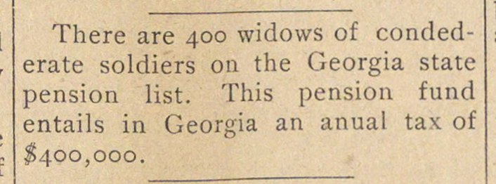There are 400 widows of condederate sold... image