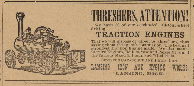Traction Engines image