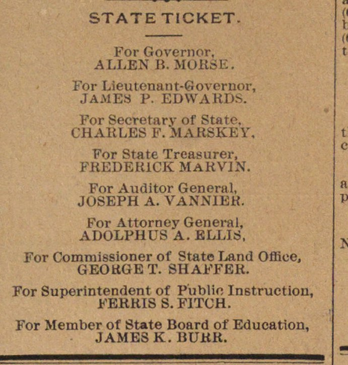 State Ticket image