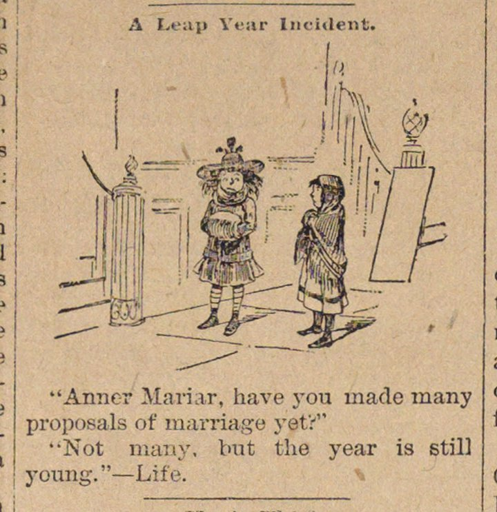 A Leap Year Incident image