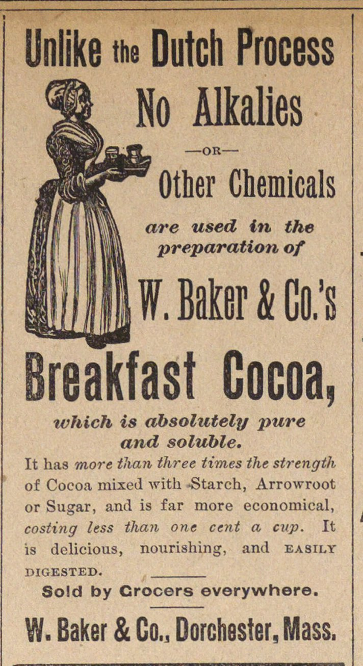 W. Baker & Co. image