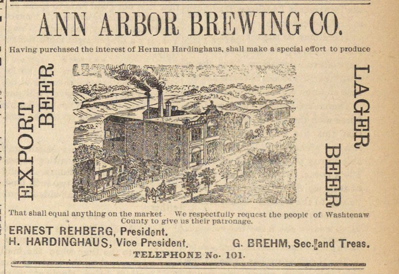 Ann Arbor Brewing Co. image