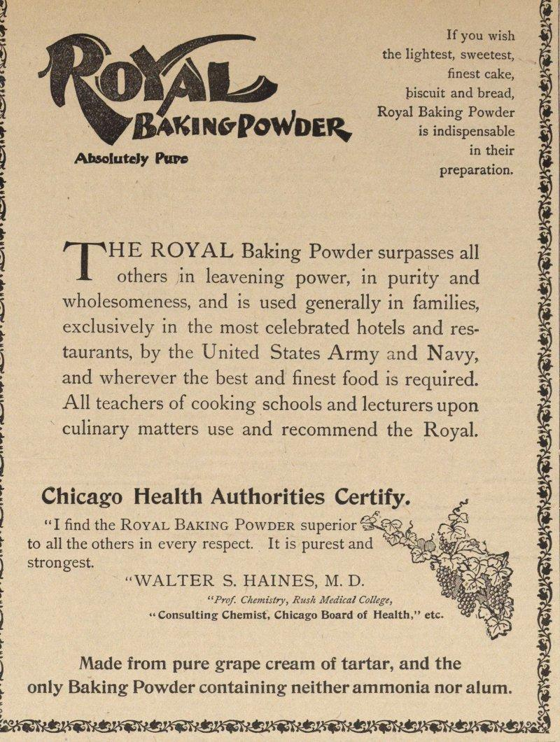 Royal Baking Powder image