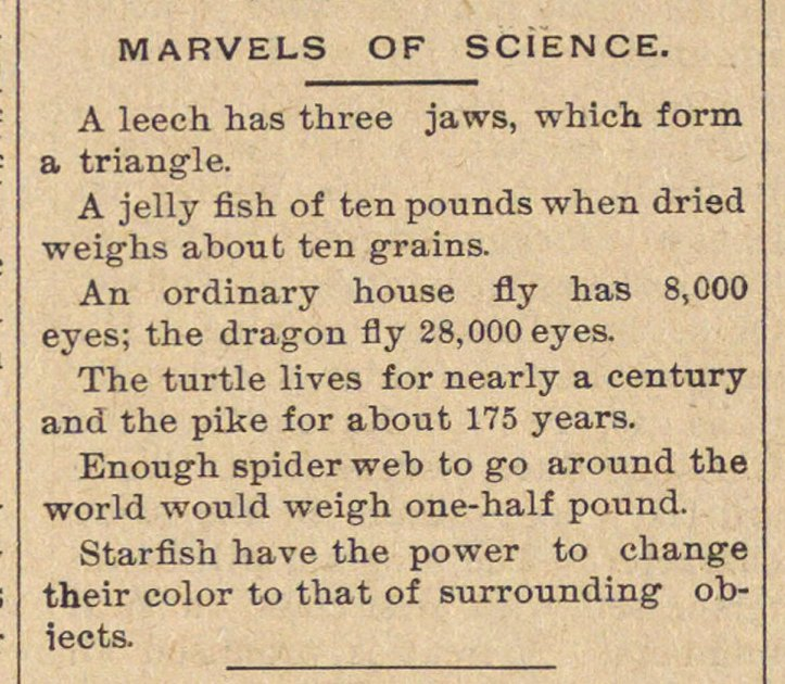 Marvels Of Science image