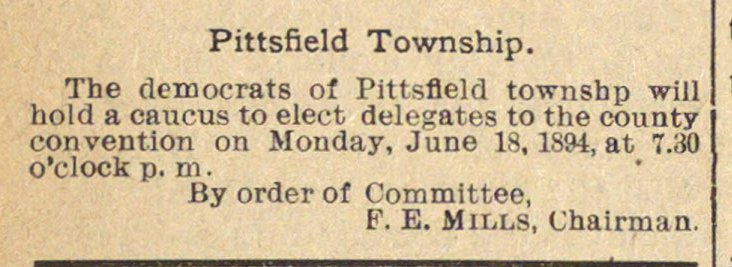 Pittsfield Township image