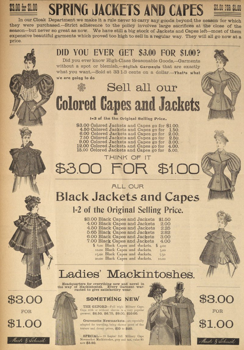 Spring Jackets And Capes image