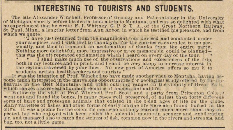 Interesting To Tourists And Students image