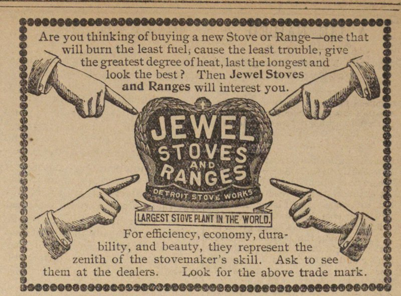 Jewel Stoves And Ranges image