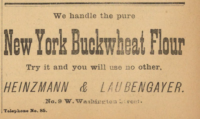 New York Buckwheat Flour image