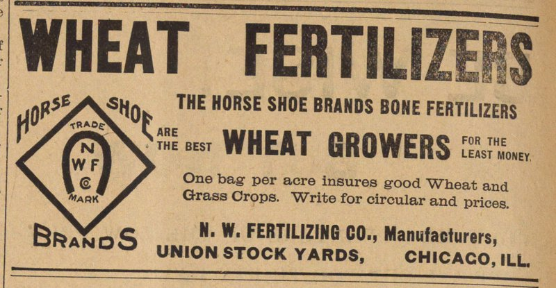 Wheat Fertilizers image