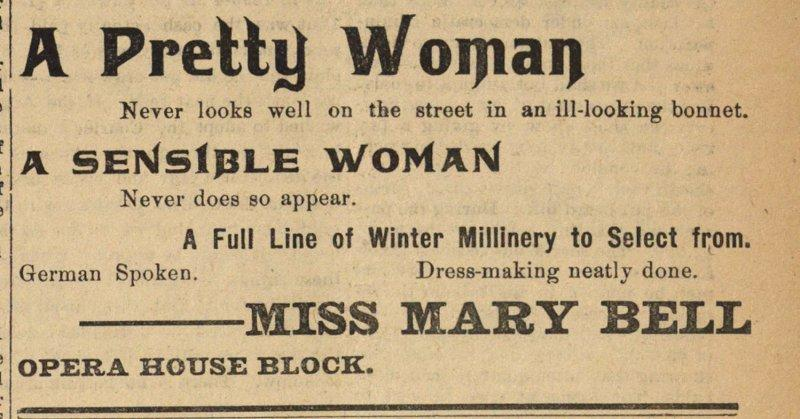Miss Mary Bell image