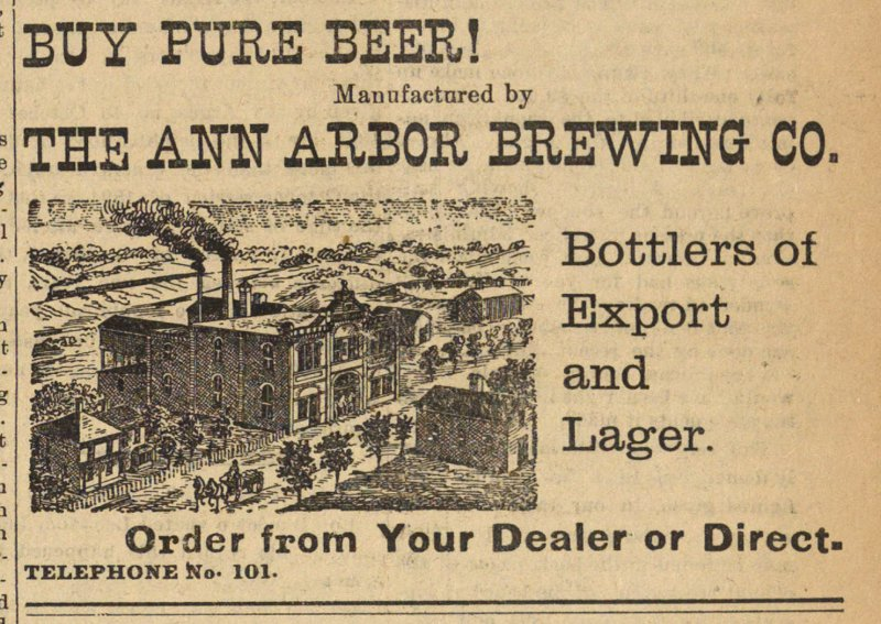 The Ann Arbor Brewing Co. image