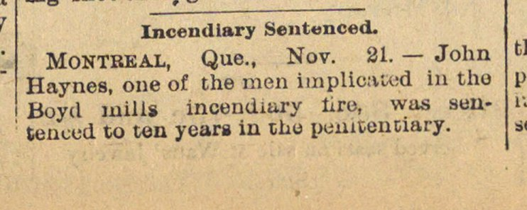 Incendiary Sentenced image