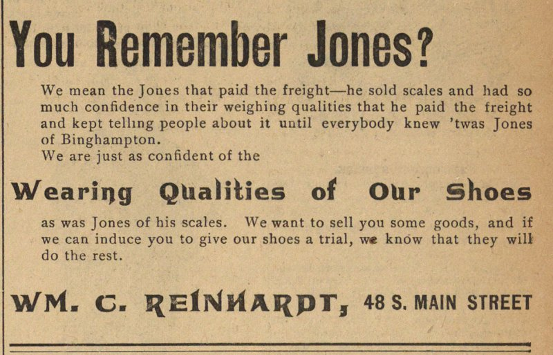You Remember Jones? image