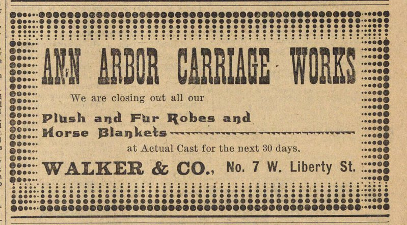 Ann Arbor Carriage Works image
