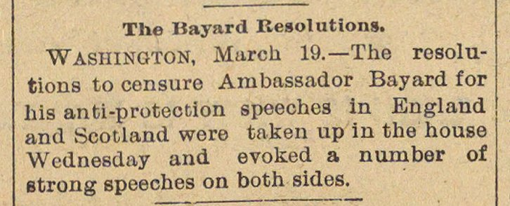The Bayard Resolutions image
