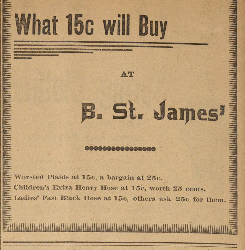 What 15c Will Buy image