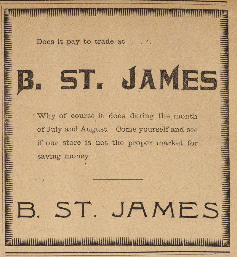 B. St. James image