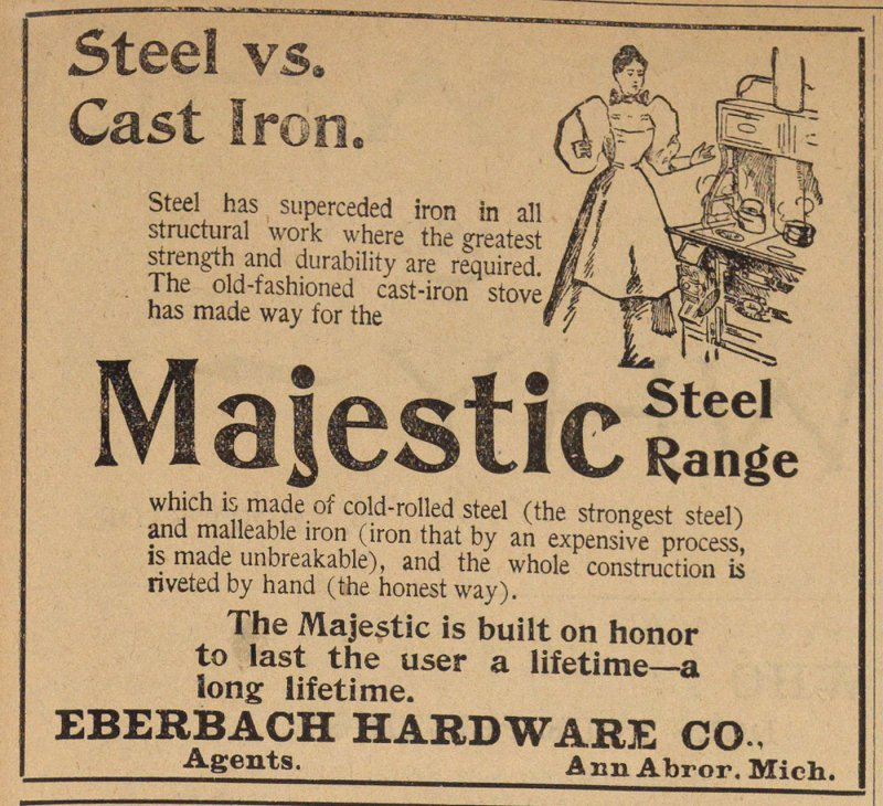 Steel Vs. Cast Iron image