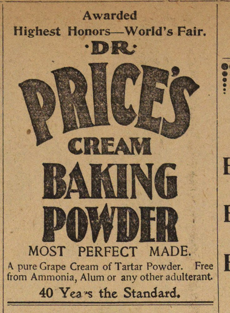 Baking Powder image