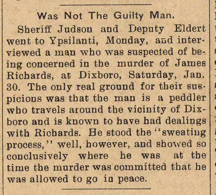 Was Not The Guilty Man image