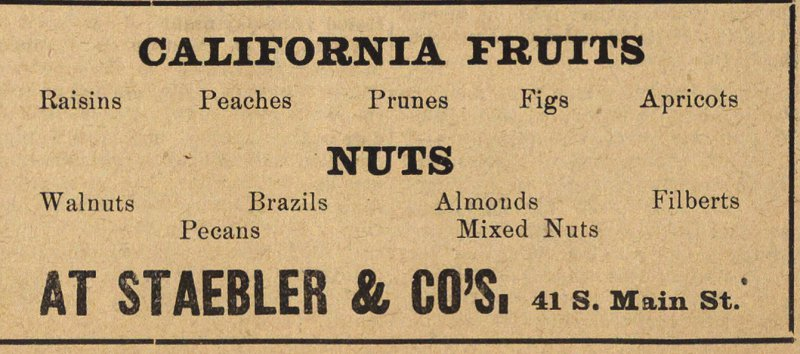 California Fruits image
