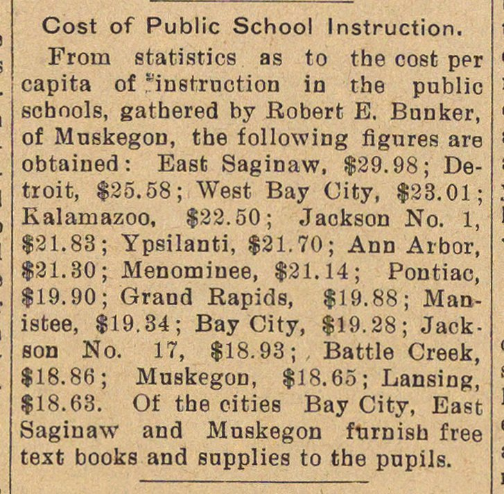 Cost Of Public School Instruction image