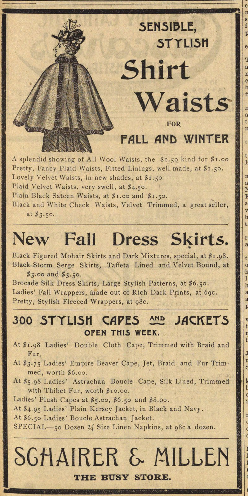 New Fall Dress Skirts image