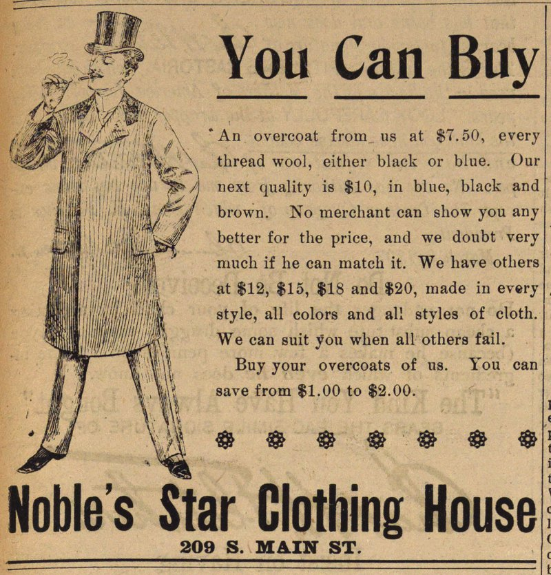 Noble's Star Clothing House image