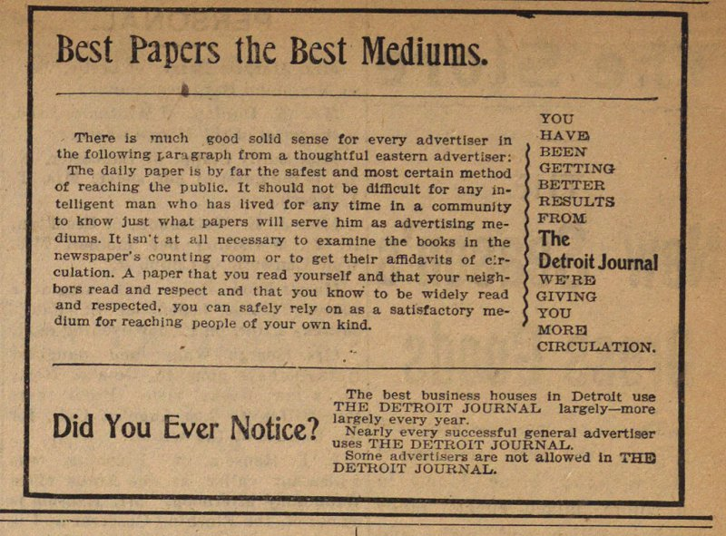 Best Papers The Best Mediums image