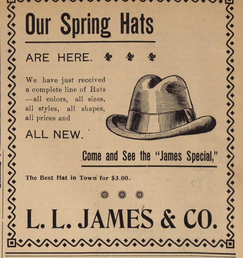 Our Spring Hats image
