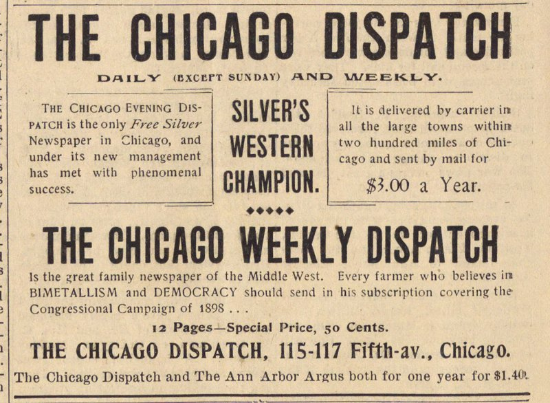 The Chicago Dispatch image