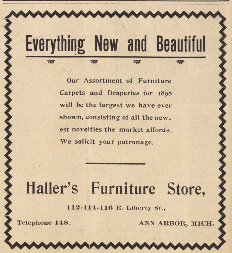 Haller's Furniture Store image