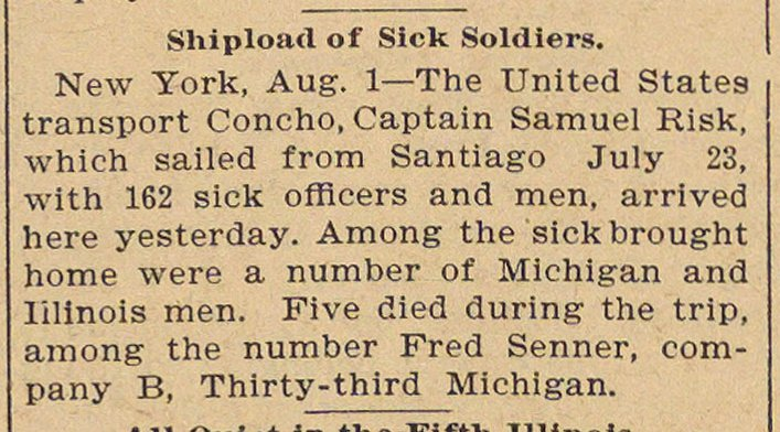 Shipload Of Sick Soldiers image
