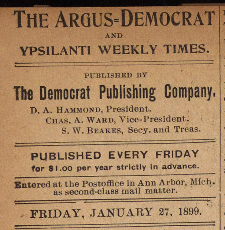 The Argus=democrat image