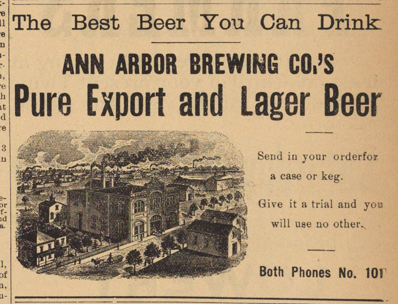 Ann Arbor Brewing Co.'s image