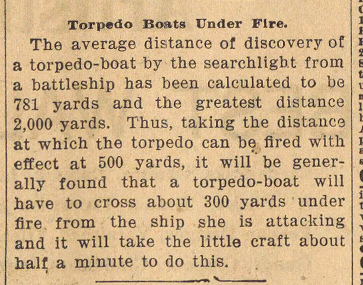 Torpedo Boats Under Fire image