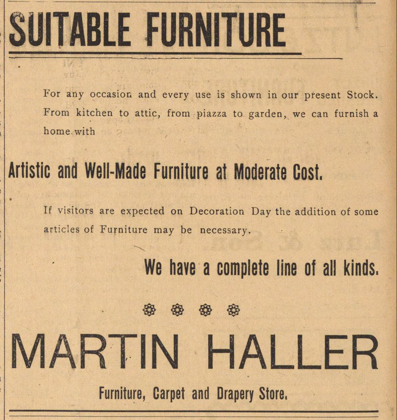 Suitable Furniture image