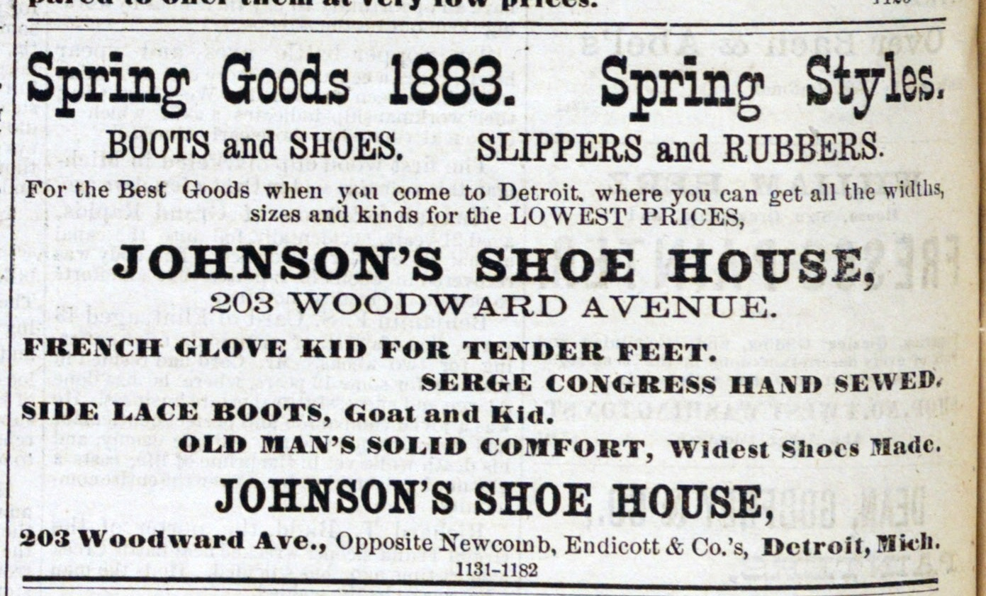Spring Goods 1883 image