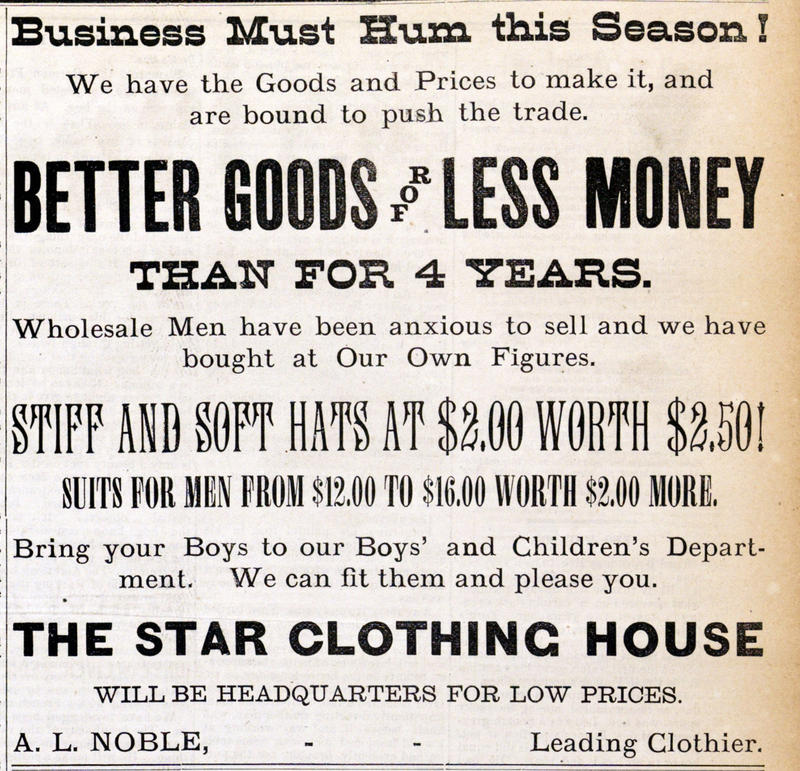 Business Must Hum This Season! image