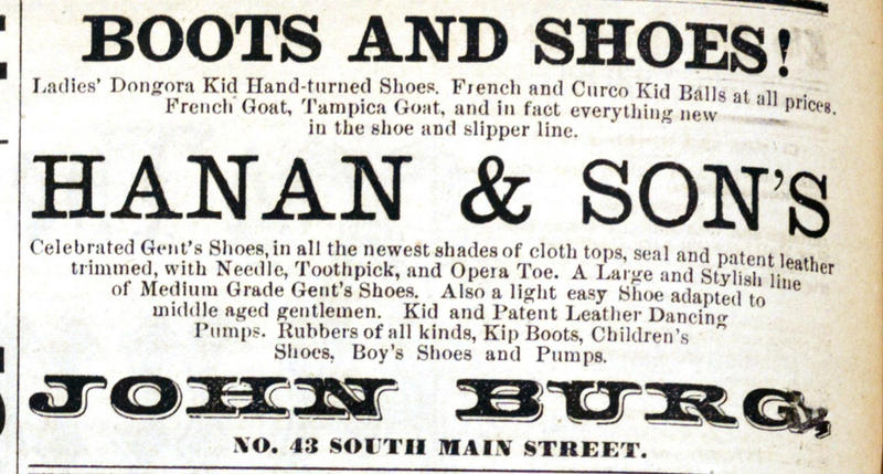 Boots And Shoes! image